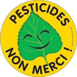 Motion «Utilisation des pesticides» proposée au conseil communal du 19 mai 2016