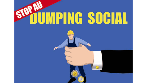 Motion anti-dumping social