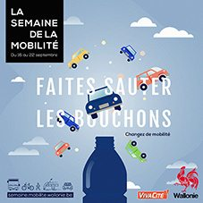 Semaine de la mobilité du 16 au 22 septembre 2017